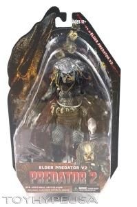 NECA Predator 2 Elder Predator V2 01