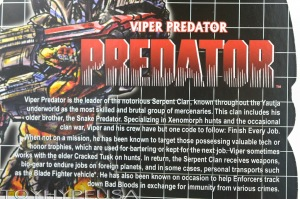 NECA Viper Predator 05