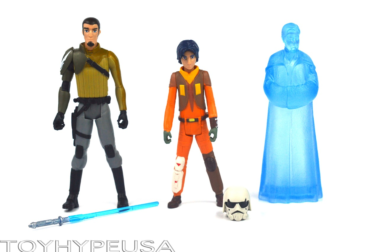 Star Wars Rebels Mission Series The Ghost Pack Review