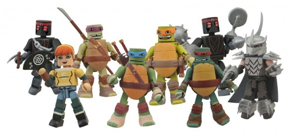 DST New In Stores: Aliens, TMNT, Batman And More