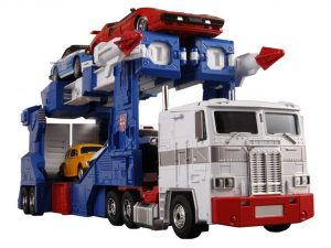 Transformers MP-22 Ultra Magnus With Trailer Perfect Edition 1