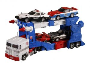 Transformers MP-22 Ultra Magnus With Trailer Perfect Edition 3