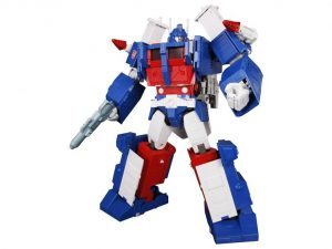 Transformers MP-22 Ultra Magnus With Trailer Perfect Edition 4