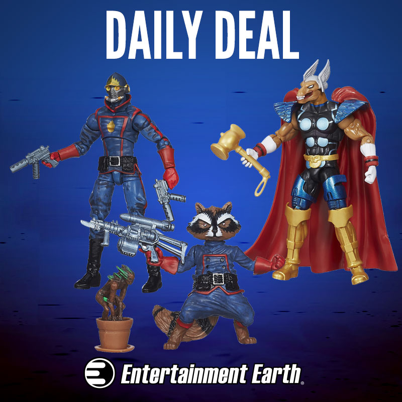 Marvel Universe Infinite Series 4″ Action Figures On Sale Today At Entertainment Earth