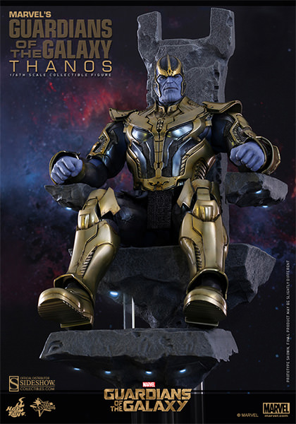 Sideshow Opens Pre-Orders For Hot Toys Thanos Sixth Scale Figure