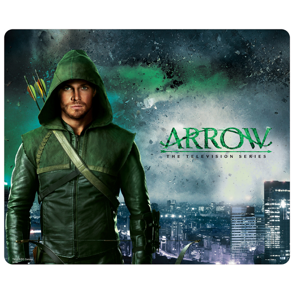 Icon Heroes Announces DC Mouse Pads Based On Hit Warner Brothers Series