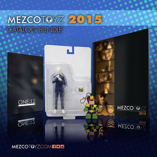 Mezco Announces Breaking Bad Gus Fring Prototype Giveaway At New York ToyFair 2015