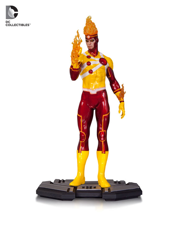 DC Collectibles Quality Control Issue Update, Q&A, & Firestorm Statue