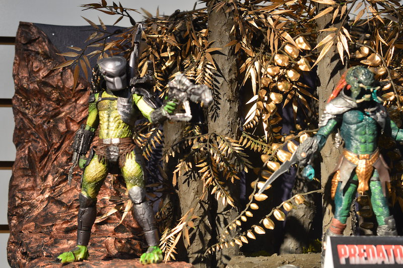 NYTF 2015 – NECA Toys Booth Coverage & Interview With Randy Falk