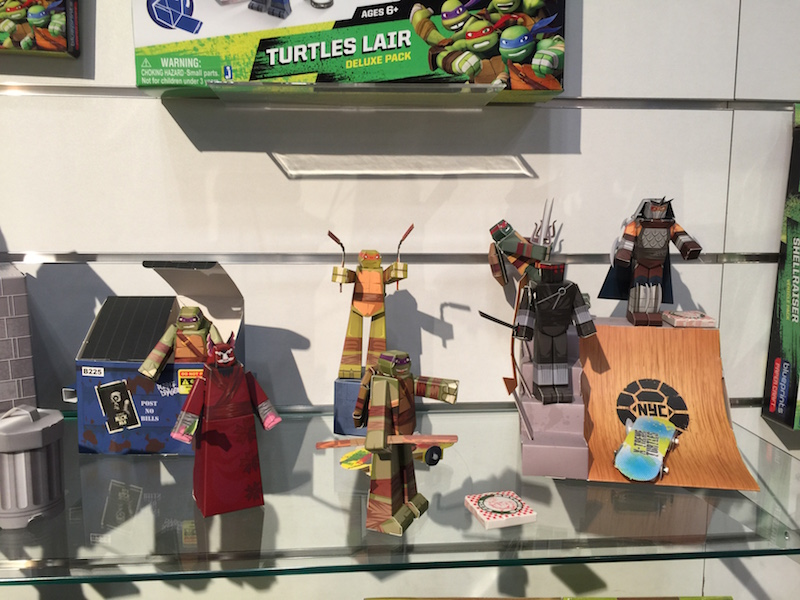 NYTF 2015 – Jazwares Booth Coverage – Star Wars, Teen Titans, TMNT & More