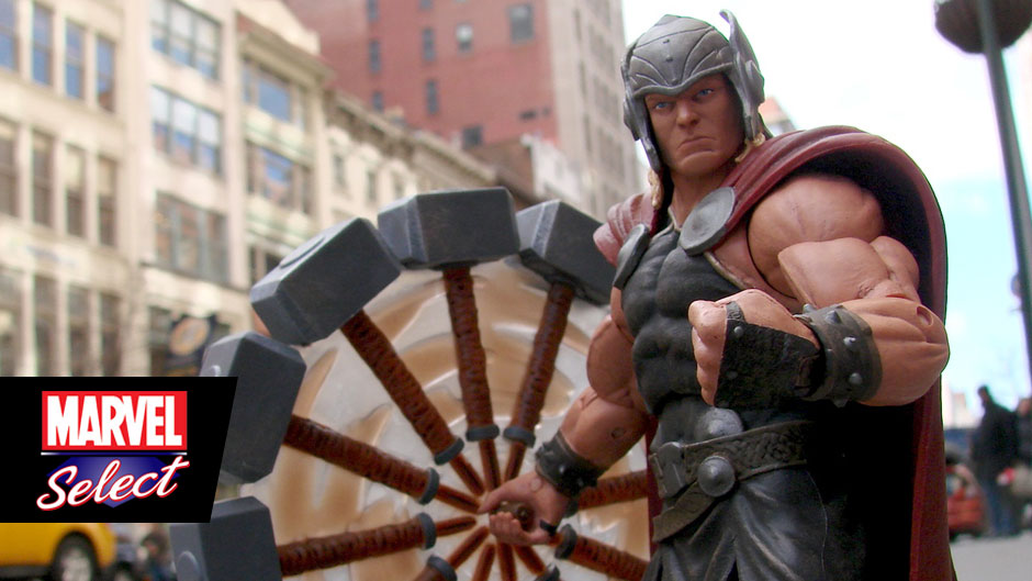Marvel Select Marvel NOW! Thor Marvel Shop Figure Exclusive