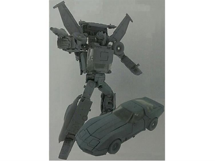 Transformers Takara Masterpiece MP-25 Tracks Figure Announced
