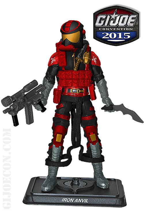 G.I. JoeCon 2015 Iron Grenadiers Paratrooper: Iron Anvil Figure Revealed