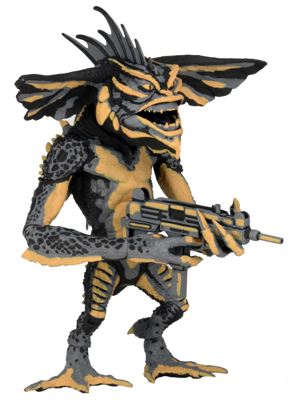NECA Shipping This Week: Video Game Mohawk Gremlin, Friday The 13th Part 6 Clothed Figure, Iron Maiden Powerslave Bust