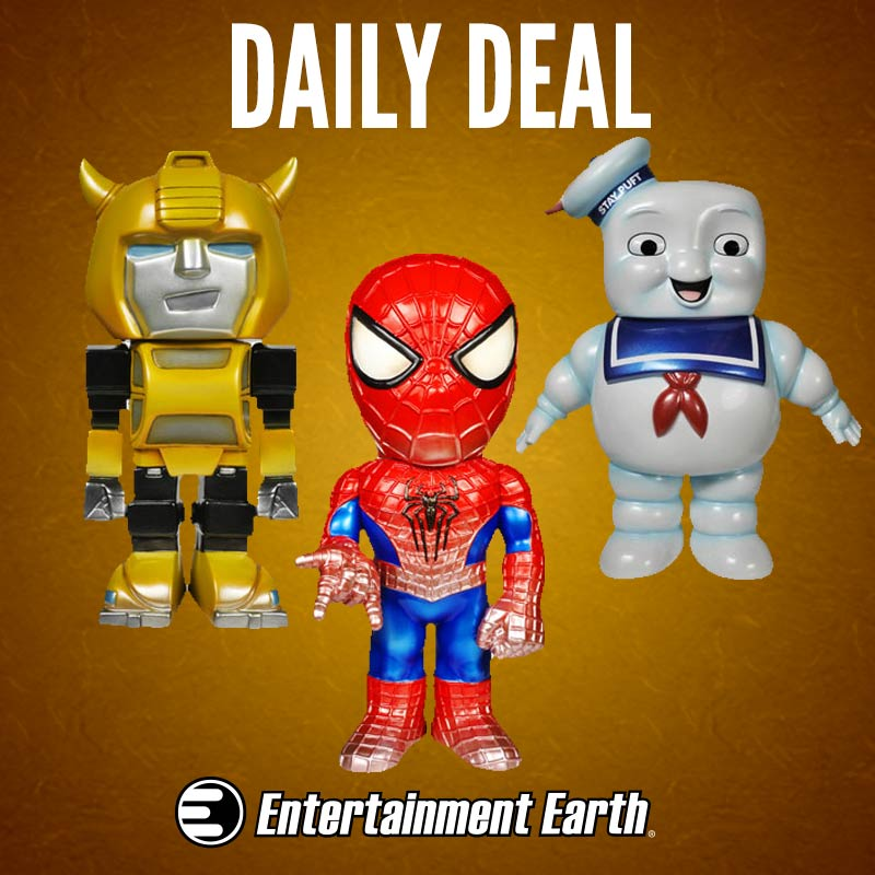 Entertainment Earth Daily Deal – Funko Hikari Figures Are 20% Off