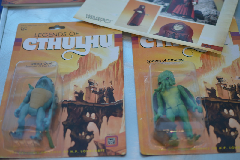 NYTF 2015 – Warpo Toys Legends Of Cthulhu
