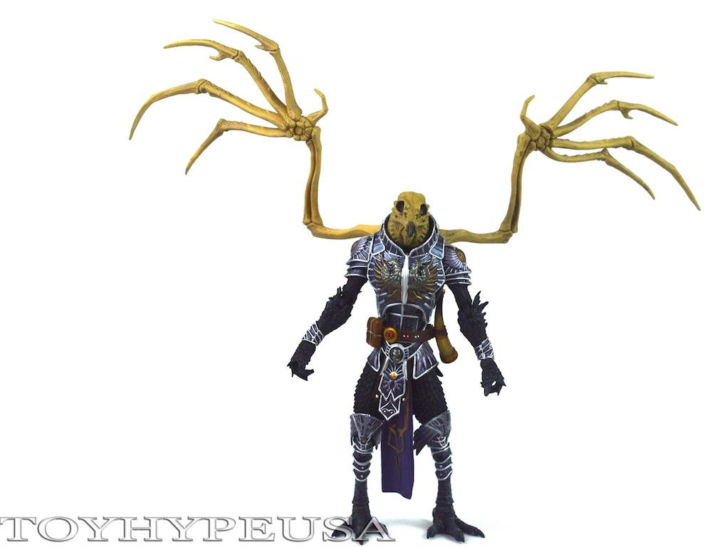 Four Horsemen Gothitropolis Ravens Bone Wings & Bone Skull Review