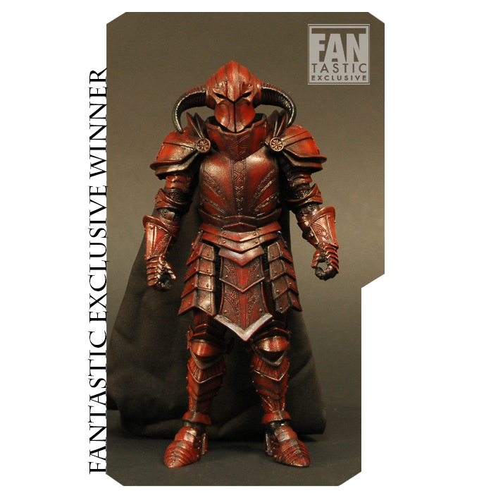 Four Horsemen Studios Mythic Legions FANtastic Exclusive Winner Revealed
