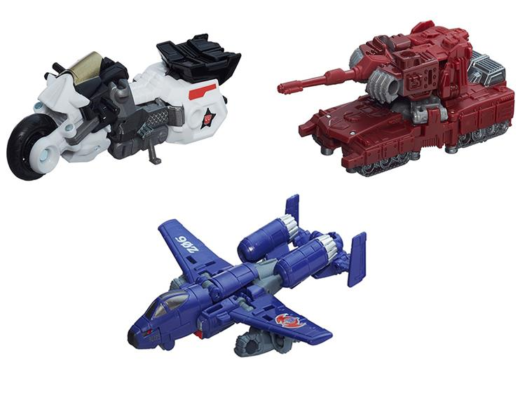 Wishlist Wednesday – Hasbro G.I. Joe / Transformers Combiner Wars