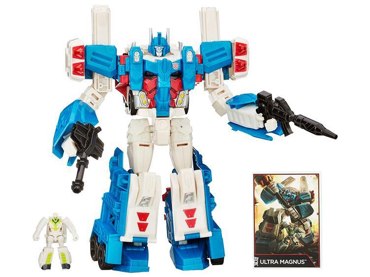 Amazon Lightning Deal On Transformers Combiner Wars Ultra Magnus
