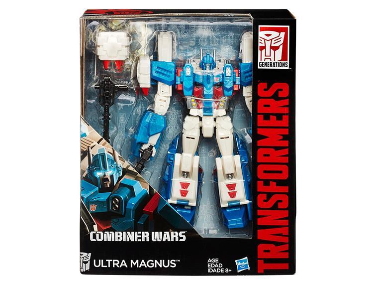 Hasbro Transformers Generations Leader Combiner Wars Ultra Magnus