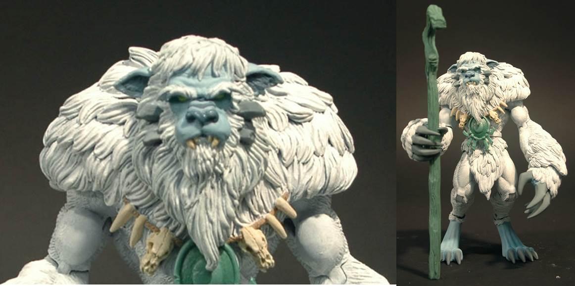 Masters Of The Universe Classics 200X King Chooblah Figure Revealed