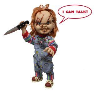 Mezco Toyz Talking Mega Scale 15 inch Chucky 1
