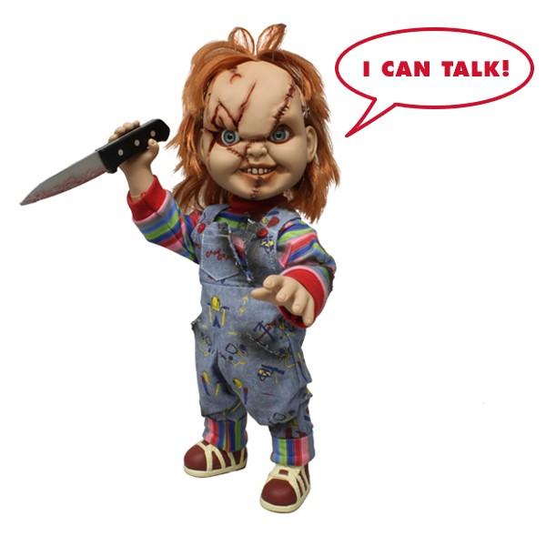 Mezco Toyz Talking Mega Scale 15″ Chucky