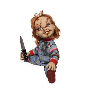 Mezco Toyz Talking Mega Scale 15 inch Chucky 3