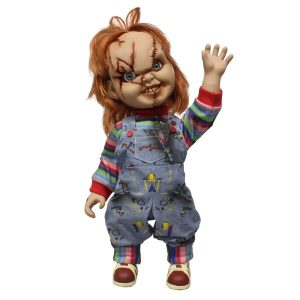 Mezco Toyz Talking Mega Scale 15 inch Chucky 7