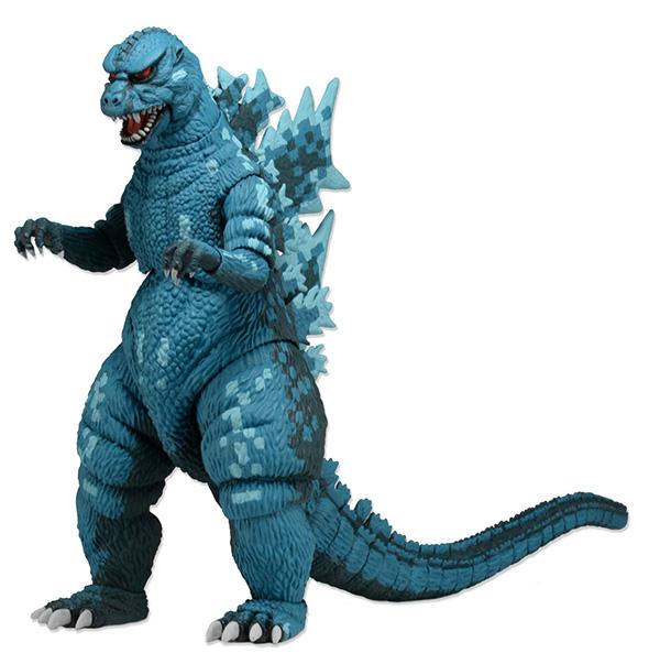 NECA Godzilla 8-Bit Classic Video Game Figure Announced