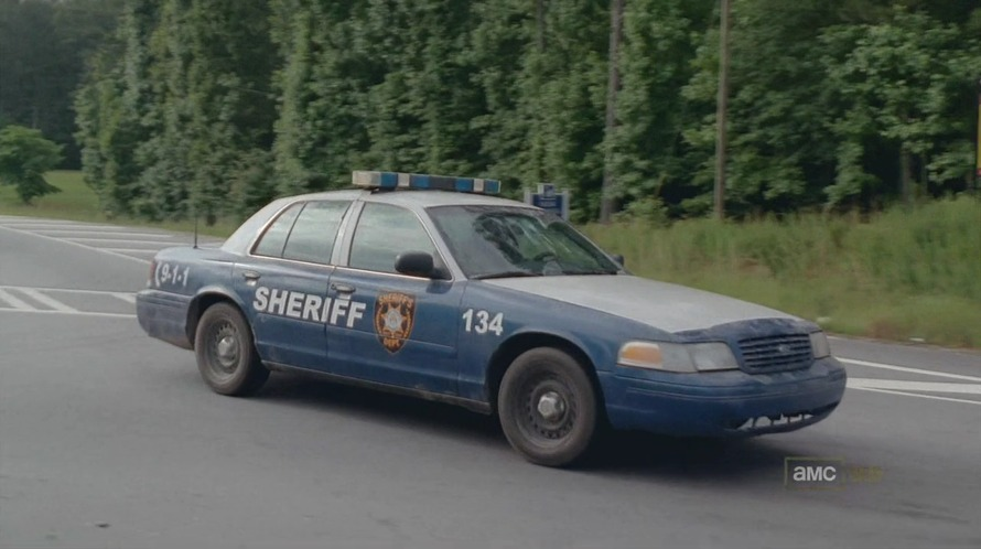 Wishlist Wednesday – Rick Grimes Police Car For McFarlane Toys 5″ Action Figures