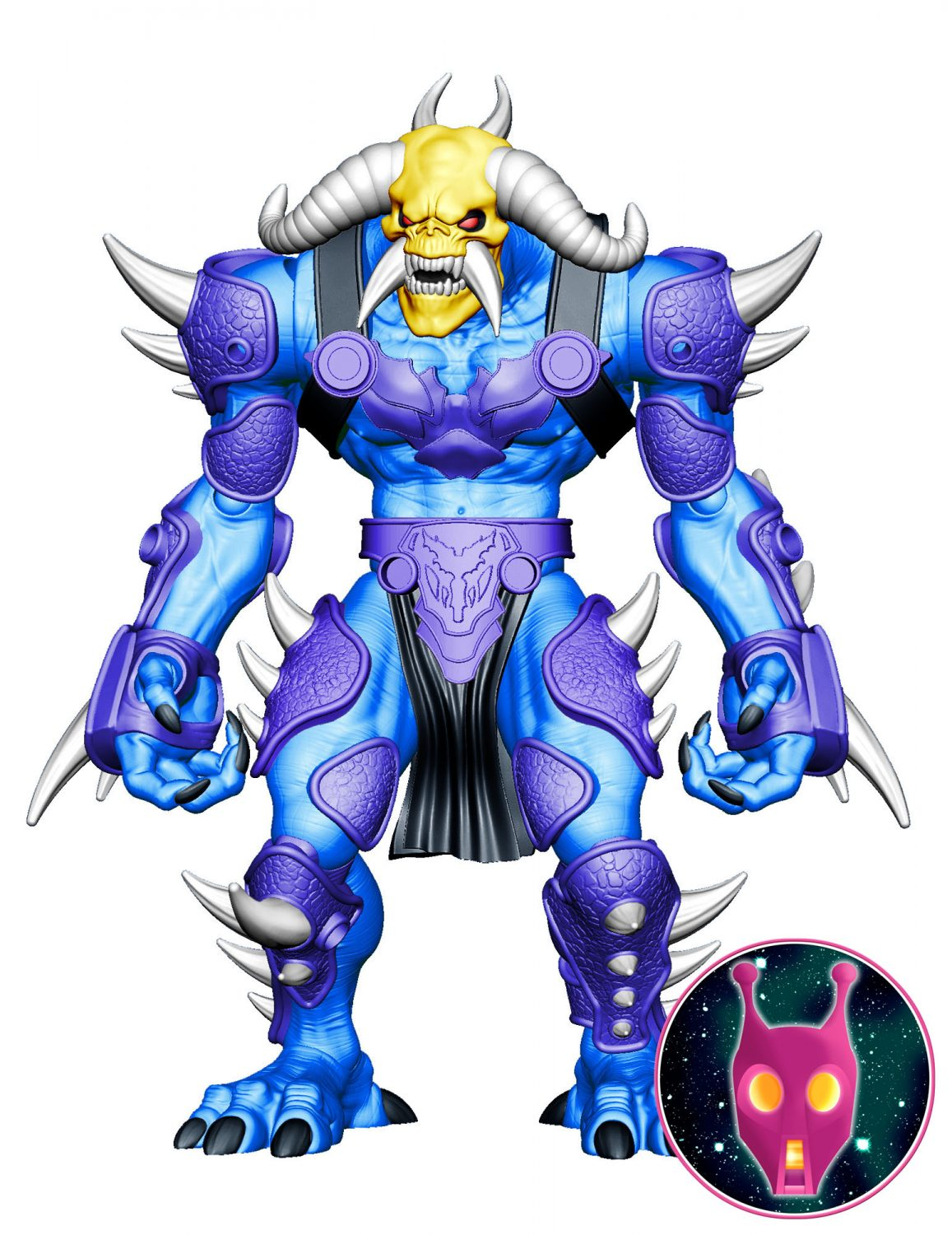 Play With This Too Lost Protectors Castastropheles Figure Unlocked