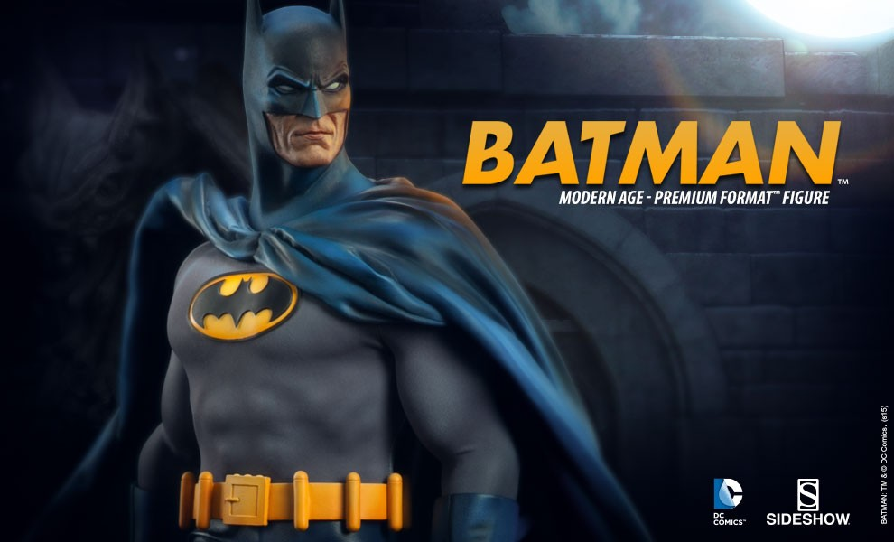 Batman Modern Age Premium Format Figure Preview