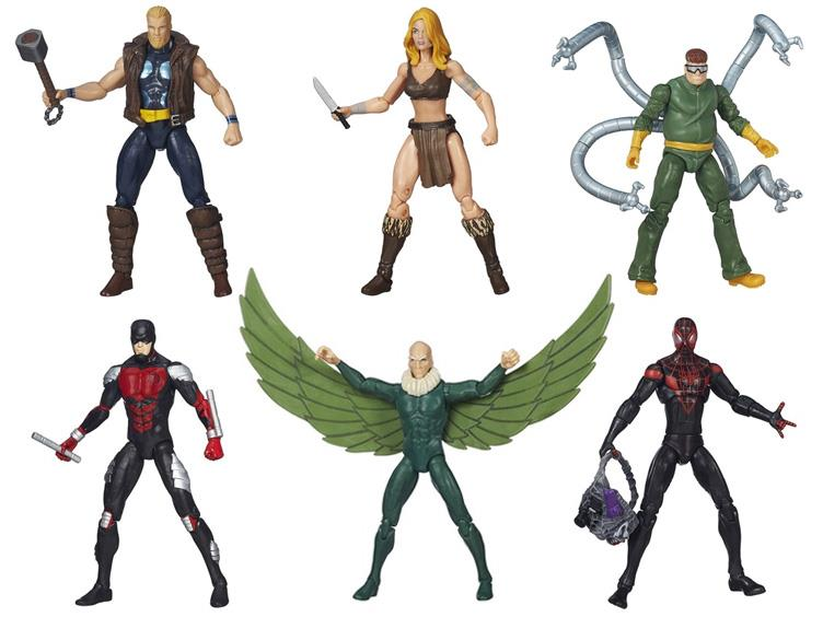 Hasbro Avengers Infinite Series 3.75 Series 2 Pre-Orders Available Now
