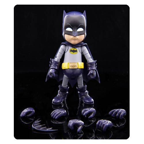 Batman Classic 1966 TV Series Hybrid Metal Figuration Batman & Robin Action Figures