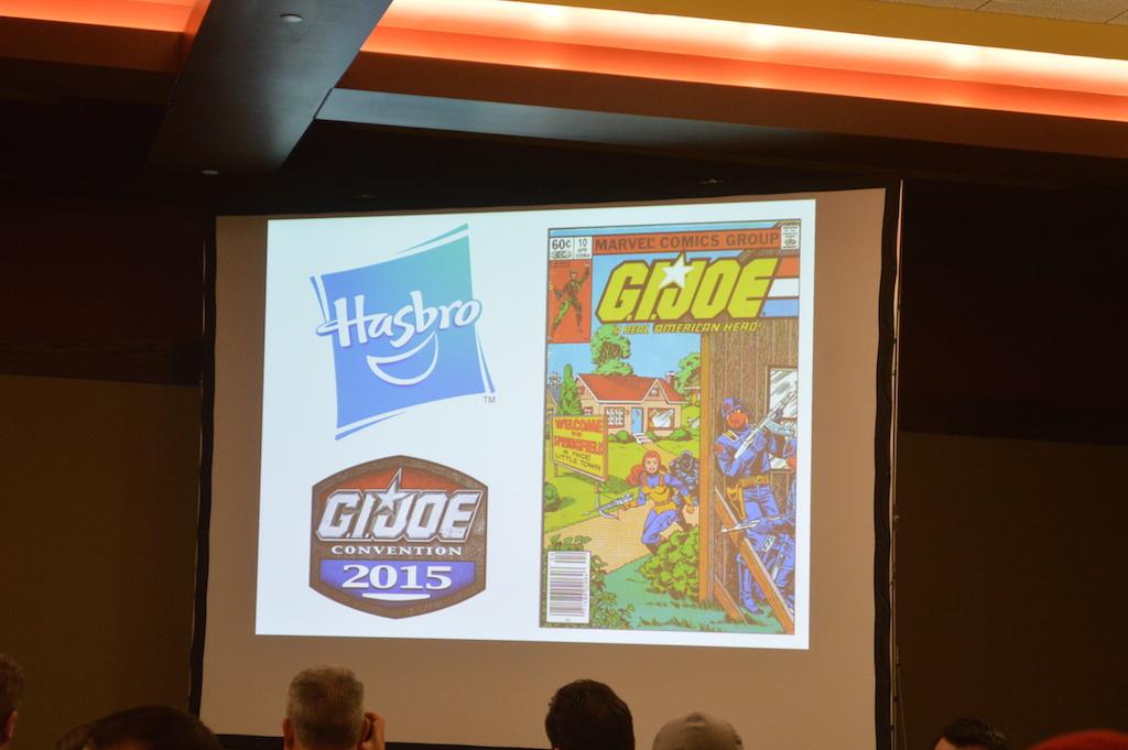 G.I. JoeCon 2015 – Hasbro Panel Coverage