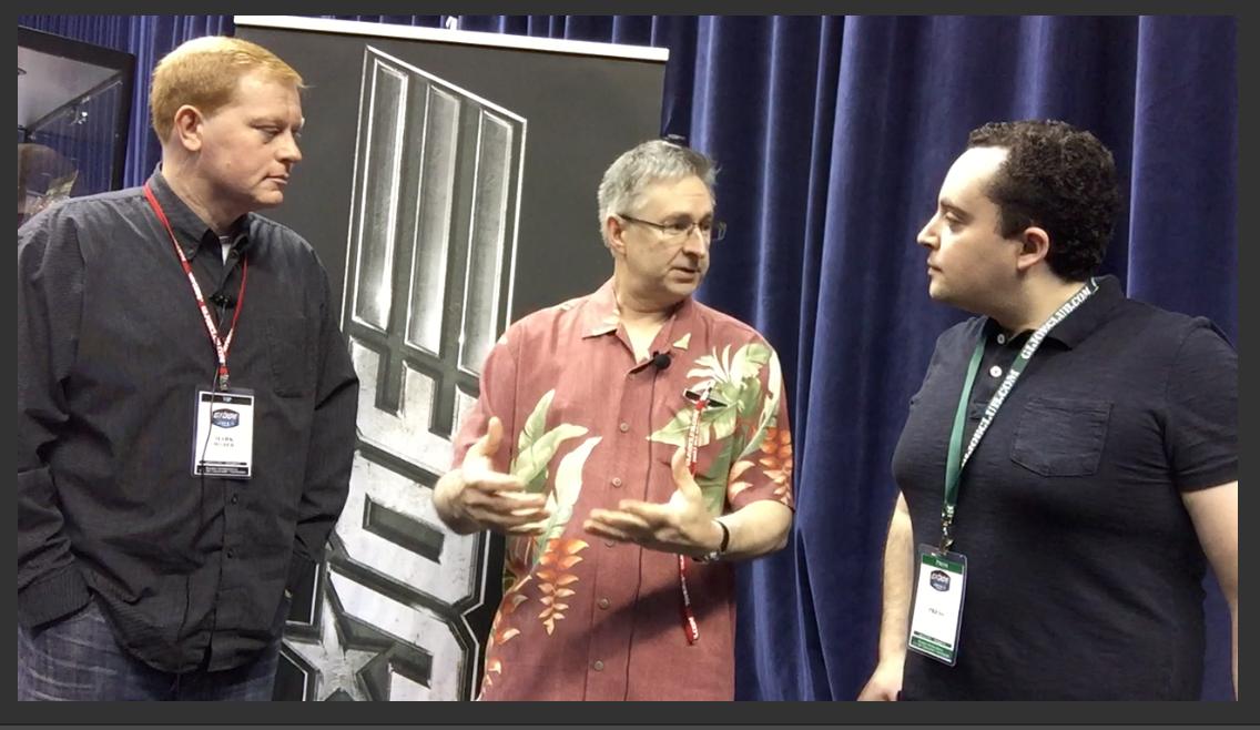 G.I. JoeCon 2015 – Hasbro Video Interview With Mark Weber & Derryl Depriest