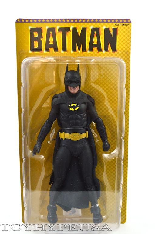 NECA Batman 1989 Michael Keaton 6 Inch Figure Review