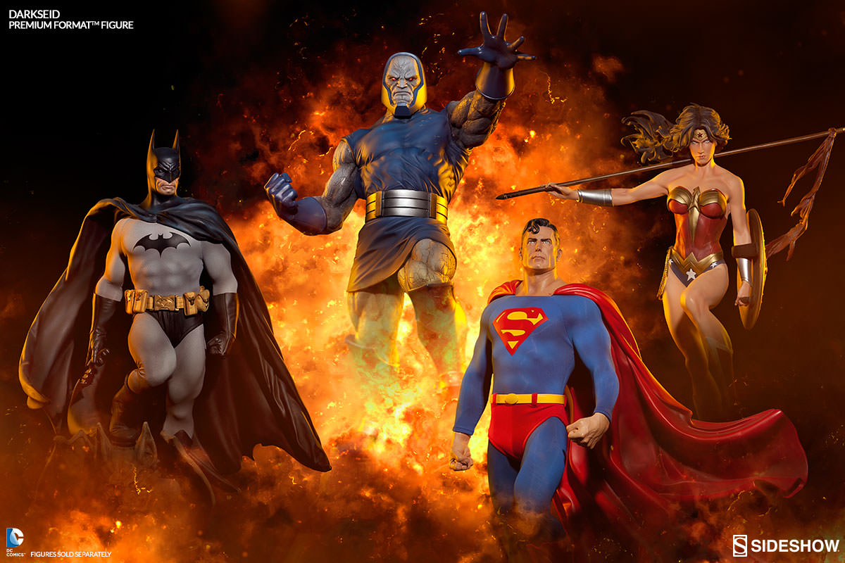 Sideshow DC Comics Darkseid Premium Format Figure