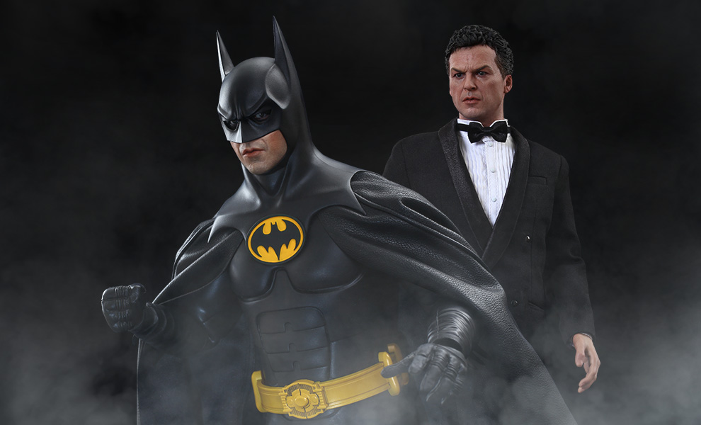 Hot Toys Batman And Bruce Wayne Sixth Scale Figure Set Pre-Orders