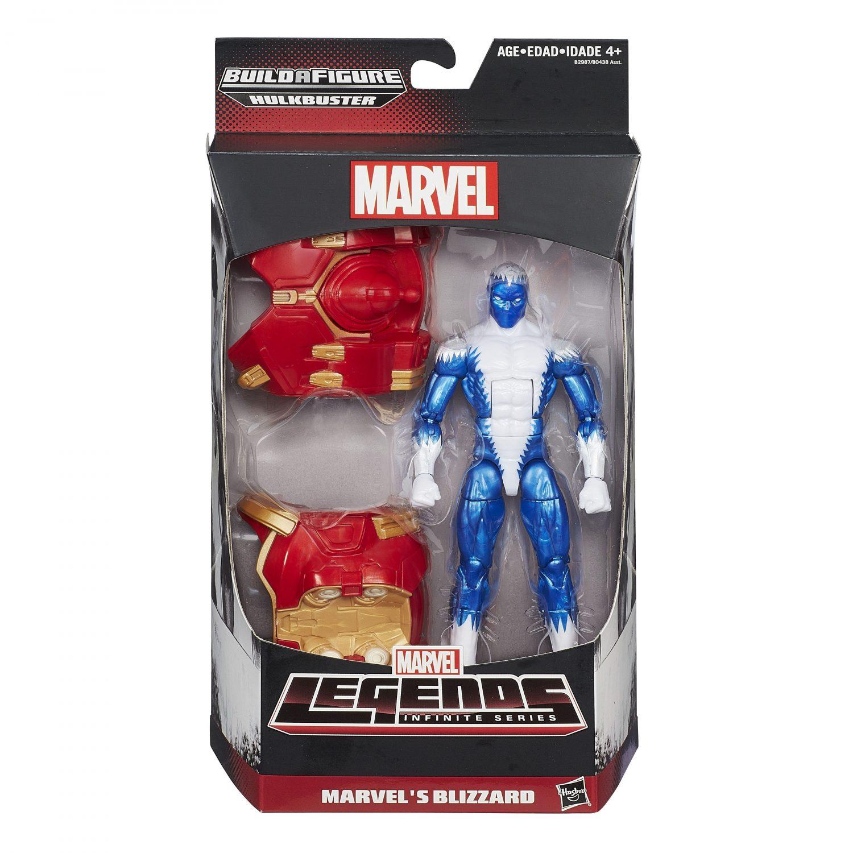 Hasbro Avengers Marvel Legends Infinite Series 2015 Wave 3 Official Press Images
