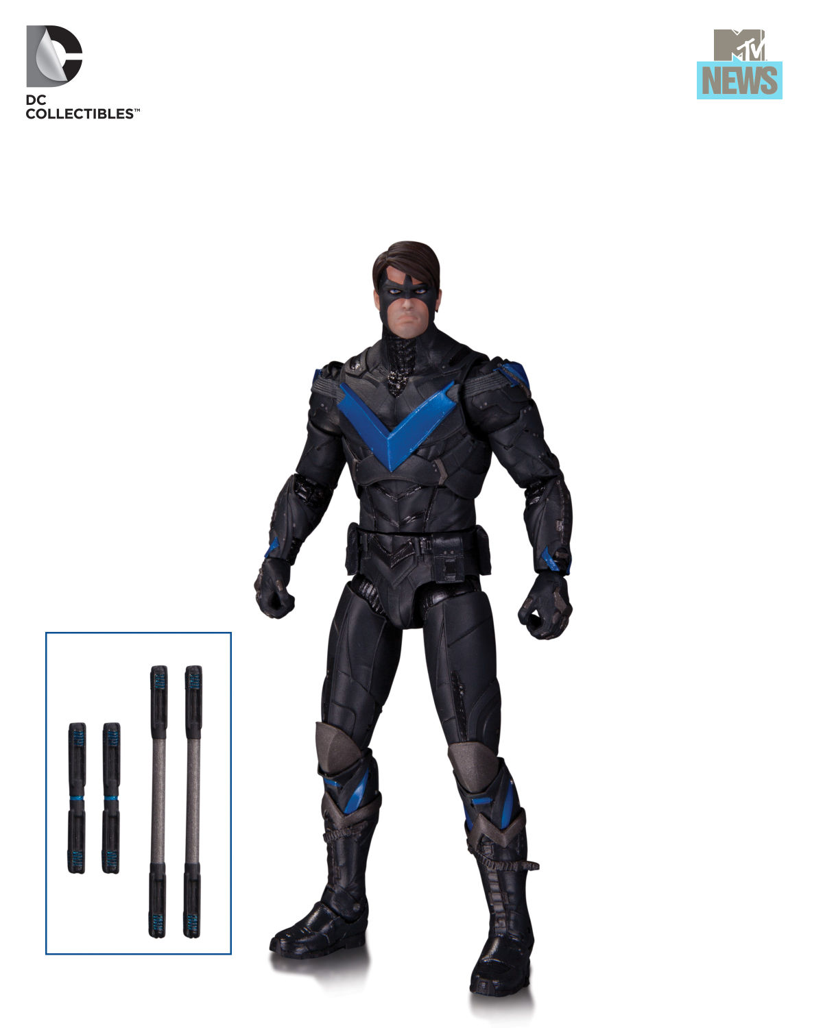 DC Collectibles Arkham Knight Wave 2 Figures Announced