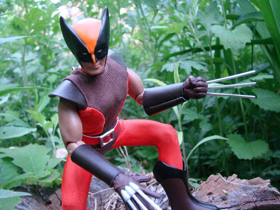 DST's Marvel Retro Wolverine Figure Expands The Original Mego Line