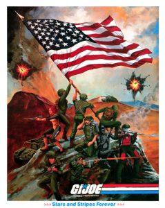 Collecting The Art Of G.I.Joe Volume 1 (1982-1983) Kickstarter Campaign 4