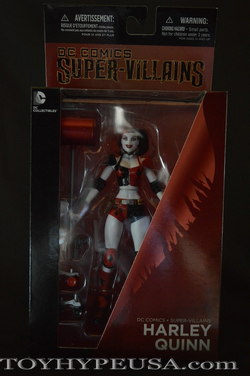 DC Collectibles The New 52 Roller Derby Harley Quinn Review