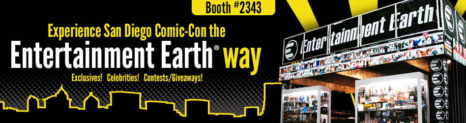 Entertainment Earth Launches San Diego Comic-Con 2015 Page