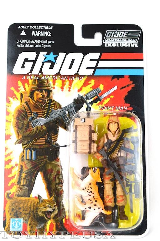 G.I. Joe Collectors' Club Figure Subscription Service 3.0 Spearhead Review