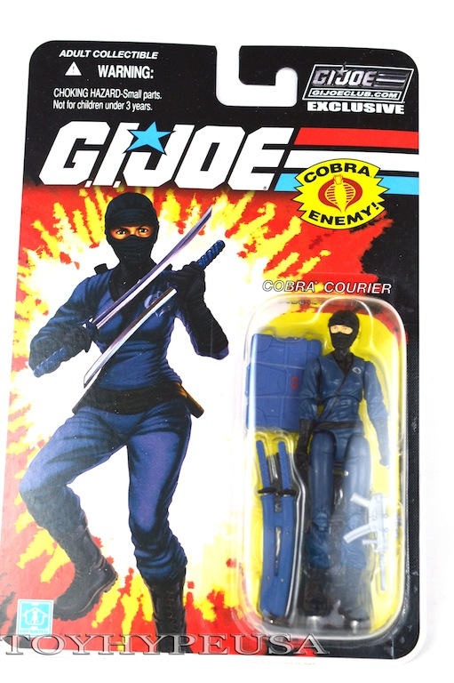 G.I. Joe Collectors' Club Figure Subscription Service 3.0 Vypra Review