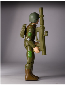 Gentle Giant G.I. Joe Zap Jumbo Figure 4